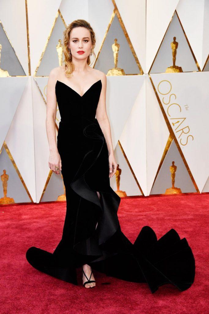 Brie Larson / Oscar de la Renta