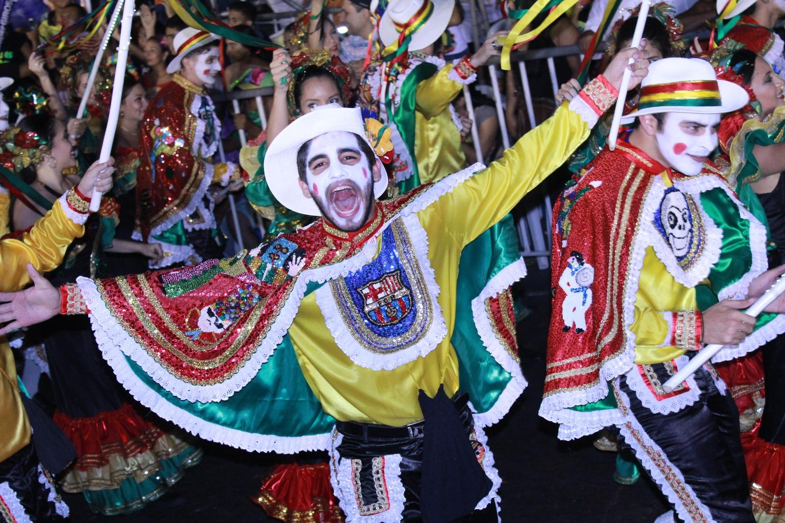El Garabato, baile tradicional / Foto FarfreyFashion