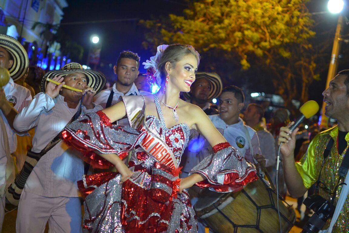 Reina Hispanoamericana  / Foto Jorge Luke