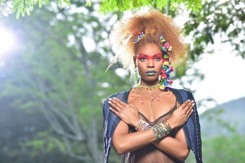 Yumajai -Moda Colombiana 2