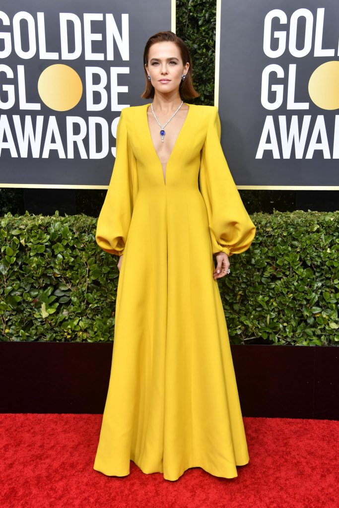 Zoey-Deutch-at-2020-Golden-Globes- kymoni-colombia-blogger