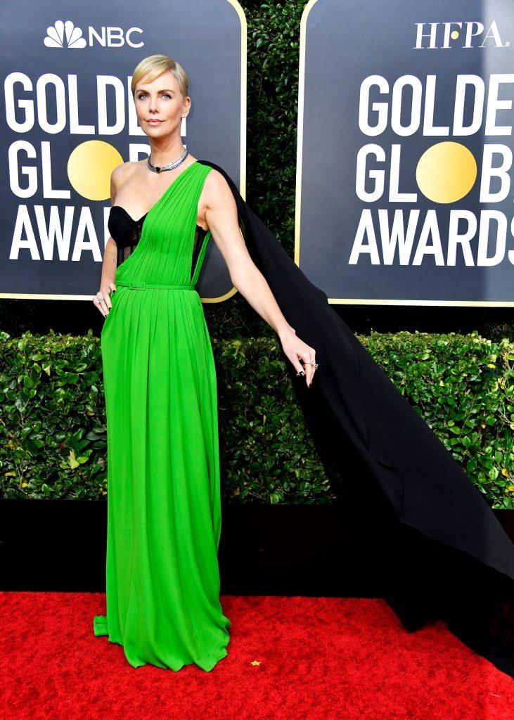 charlize -2020-Golden-Globes- kymoni-colombia-blogger