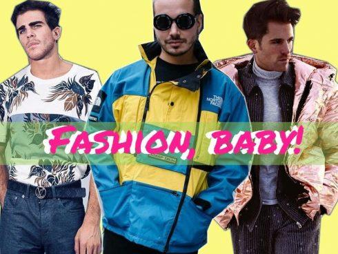 Blogueros de Moda Masculina