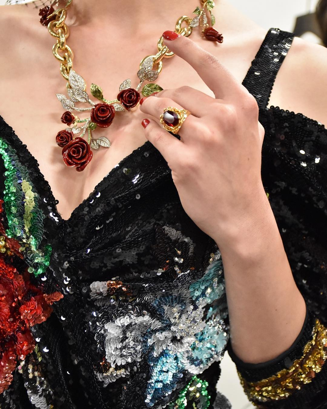 Joyas de Dolce & Gabbana