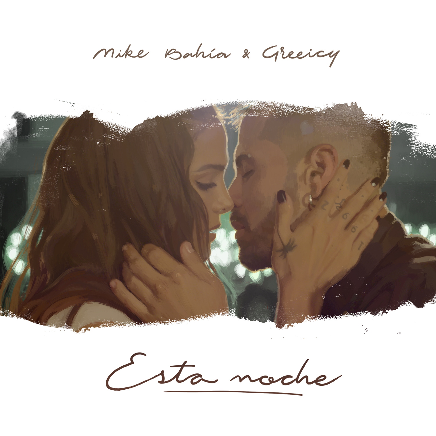 Greeicy y Maike