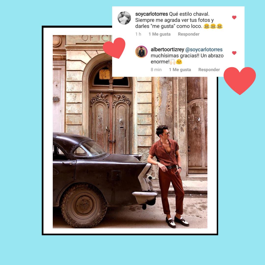 Alberto Ortiz Rey - Instagram