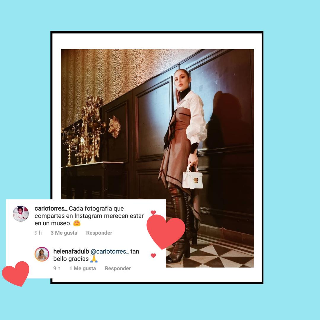 Helena Fadul - Instagram