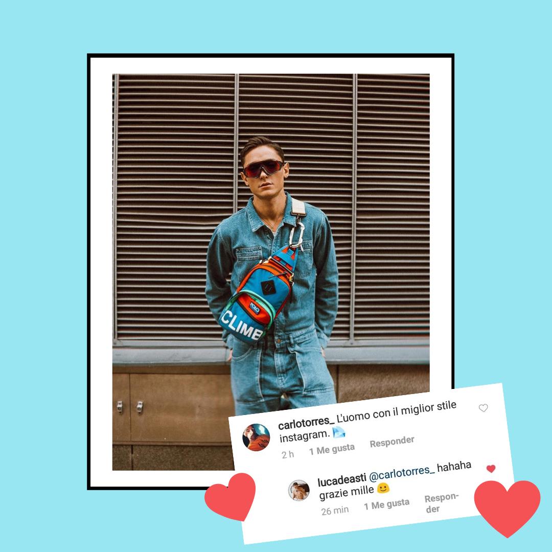 Luca Deasti - Instagram