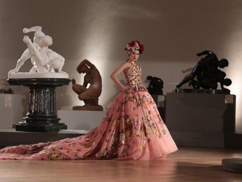 Desfile de Alta Costura de Dolce & Gabbana