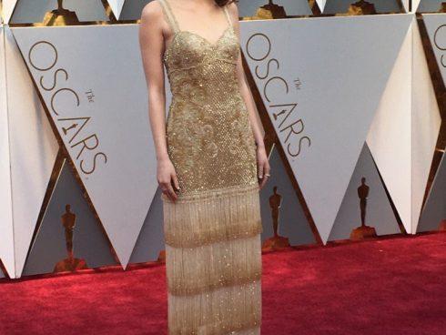 Emma Stone/ Mejor Actriz /Oscars 2017